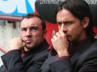 Ii zic PA lui Pippo! Berlusconi a dat unda verde pentru inlocuirea lui Inzaghi la Milan, dupa inca o serie de rezultate dezastruoase! Cine ii ia locul