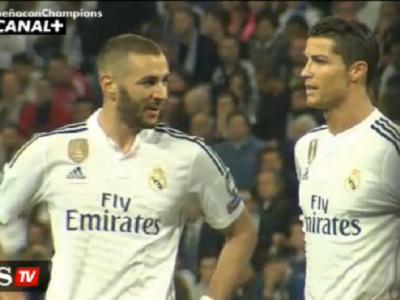 VIDEO: Dialog incredibil intre Ronaldo si Benzema surprins de camere! Cuvintele care arata frustrarea din finalul meciului: