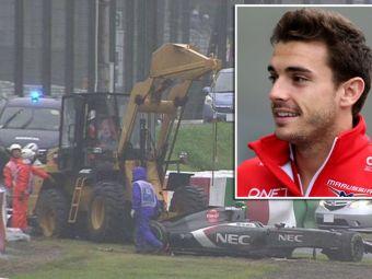 Un nou caz Schumacher! Jules Bianchi e de 6 luni in COMA! Anuntul DRAMATIC al tatalui sau