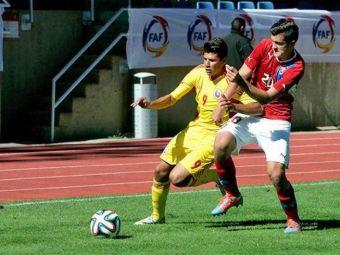 Jucatorul pentru care Hagi a facut scandal a fost convocat pana la urma si a dat gol pentru Romania: victorie 2-0 la U17!