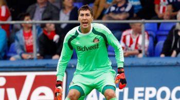 Pantilimon a ramas fara antrenor! Un olandez vine in locul lui Gustavo Poyet la Sunderland