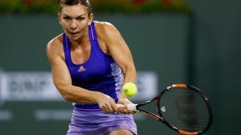 Prima reactie a Simonei dupa victoria cu Pliskova! Ce a spus despre meciul care a dus-o in sferturi la Indian Wells