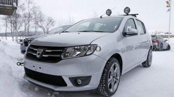 Dacia lanseaza PRIMUL model sport anul acesta! Au aparut noi informatii despre Sandero RS! Surpriza pregatita de producator