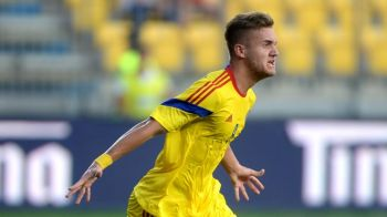 Puscas de la Inter si 5 jucatori de la Viitorul lui Hagi, pe lista convocatilor la Romania U21! Pe cine trimit Steaua si Dinamo