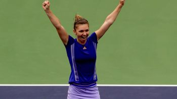 MAGIE! Simona Halep a reusit lovitura FINALEI! Cel mai frumos moment al victoriei de la Indian Wells. VIDEO