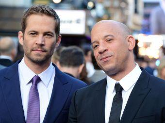 Gest IMPRESIONANT al lui Vin Diesel! Cum si-a botezat fiica in memoria lui Paul Walker