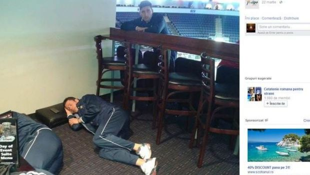 Povestea uimitoare a nationalei Romaniei care a dormit in cafenea si s-a trezit in semifinalele Mondialului de fotbal