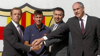 INCREDIBIL! Presedintele Barcei da vina pe Tito Vilanova pentru Cazul Neymar! Ce a declarat in fata judecatorilor