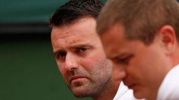 """TOP SECRET! Ce s-a intamplat in momentul in care Simona si-a chemat antrenorul pe teren! """"Nu e cumva impotriva regulilor?"""""""