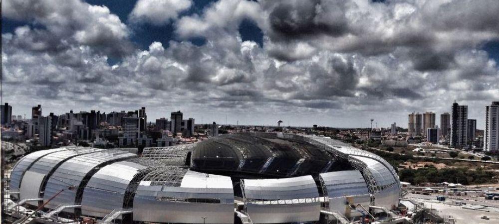 PAGUBA imensa dupa CM 2014: doua stadioane din Brazilia au fost scoase la vanzare! Cat a costat ridicarea lor: