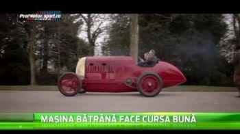 Ferrari si Lamborghini nici nu se aud pe langa un FIAT din...1911! Candva cea mai rapida masina, acum cea mai zgomotoasa
