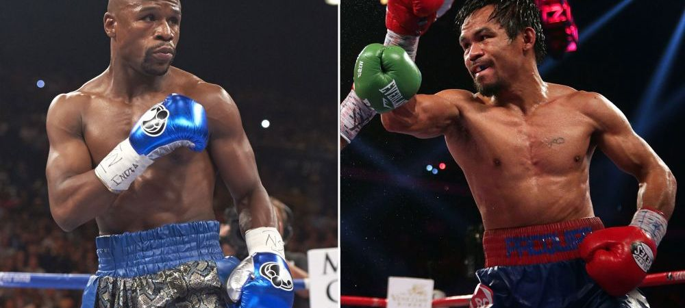 Evenimentul mileniului   Cel mai scump meci de box EVER, duelul dintre Mayweather si Pacquiao va fi si cel mai scump program TV