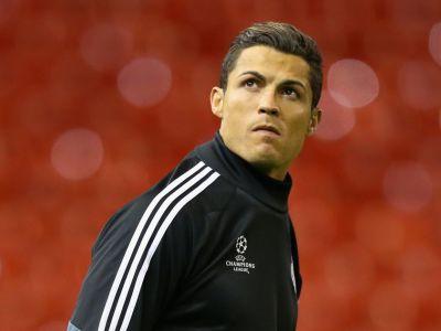 """Vampirii"" UEFA, vizita surpriza la Real Madrid! 10 jucatori au fost supusi astazi controalelor antidoping, Ronaldo e printre ei"