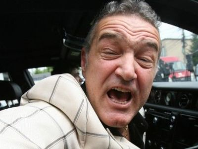 Ziua cea mare pentru Gigi Becali: patronul Stelei a fost eliberat conditionat dupa 1 an si 11 luni de inchisoare!