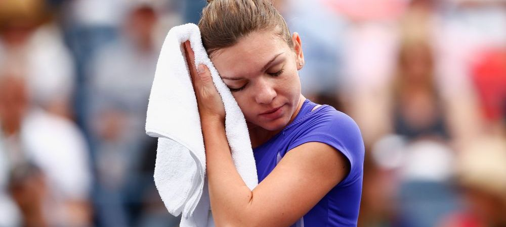 Simona, replica de campioana! Singurele cuvinte pe care le-a mai putut rosti dupa ce a fost eliminata de la Miami: