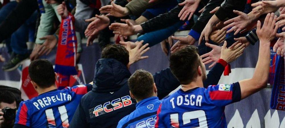 De la ce vine de fapt FCSB? Facebook Steaua Bucuresti :)) Cea mai tare imagine de la Steaua 3-1 Petrolul! FOTO