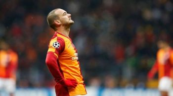Gafa URIASA a lui Wesley Sneijder! Va regreta TOATA viata ultimul mesaj postat pe net