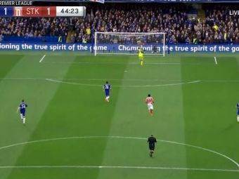 FA-BU-LOS! ASTA e golul anului in Premier League! Mourinho, in stare de soc! Ce gol a primit Chelsea din jumatatea adversa