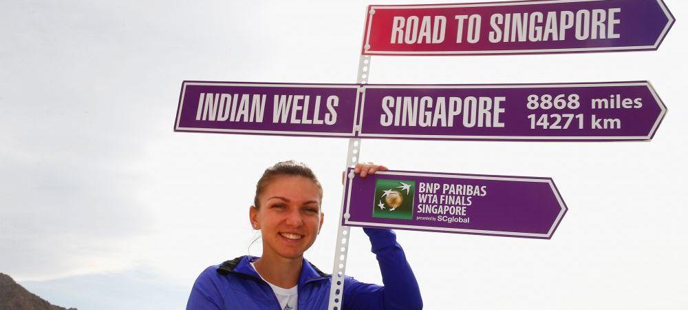 Serena i-a luat primul loc in 2015 Simonei, dupa trofeul castigat la Miami! Halep ii sufla insa in ceafa Sharapovei! Cum arata topul actualizat