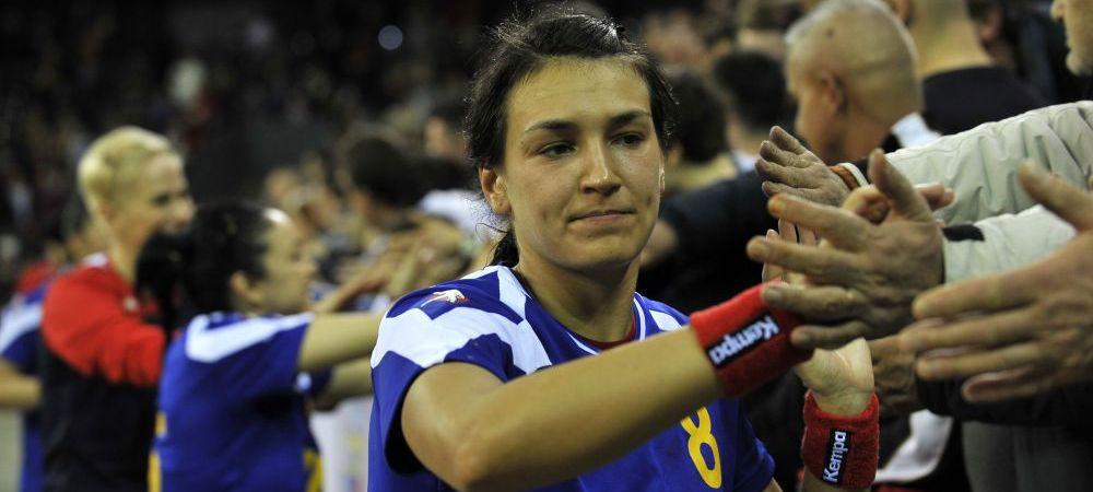 Cristina Neagu a redevenit cea mai buna marcatoare din Liga Campionilor! Balonul de Aur in 2010, din nou in lupta pentru trofeu