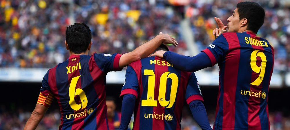 """Schimbare de PLANURI la Barcelona! Conducerea a ALES care e cel mai bun jucator pe postul sau! """"E deja in istorie!"""""""