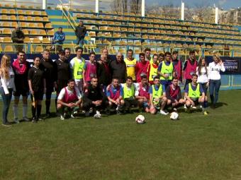 Meciul vietii lor. Primii trei suporteri care se vor lupta cu echipa lui Belodedici, Petrescu si Stelea in MECIUL DE LEGENDA