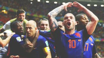 Faza SENZATIONALA a lui Sneijder in ultimul meci la Galata! Ce a facut dupa joc, in fata ultrasilor