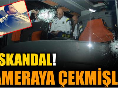 Monstrii care au atacat autocarul lui Fener au fost prinsi de politie! Cum s-a dat de gol unul dintre ei: