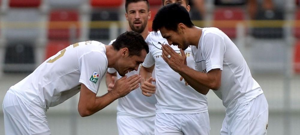 Golul senzational al lui Takayuki ii aduce un punct Astrei, in 10 oameni, cu Pandurii: 1-1 | Victorie mare pentru Ceahlaul cu 2-0 la Brasov