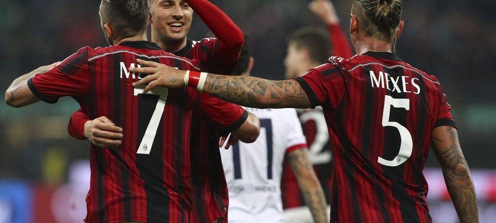 Renasterea unui gigant   AC Milan, preluata cu 500 de milioane de euro! Maldini si Conte, in locul lui Galliani si Pippo