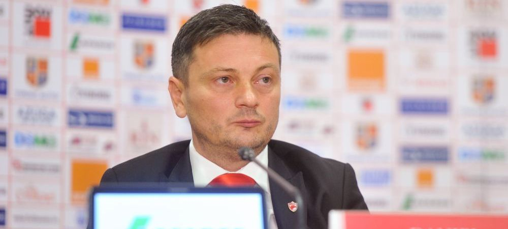 """Patru meciuri fara gol si infrangeri cu echipele din zona retrogradarii, dar se plang de ARBITRAJE: """"Dinamo a tot fost ciupita"""""""