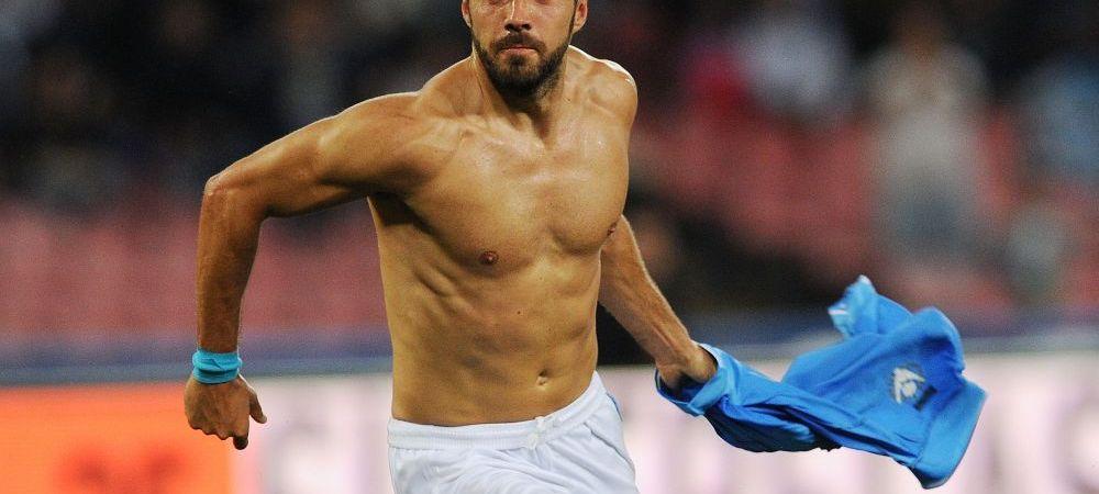 A jucat pentru Italia si a fost vedeta la Liverpool si Napoli, acum a fost arestat pentru FURT