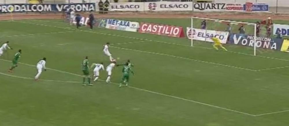 Cel mai prost penalty pe care l-ai vazut sezonul asta! Modul INCREDIBIL in care a batut Bordeianu in Botosani - Chiajna