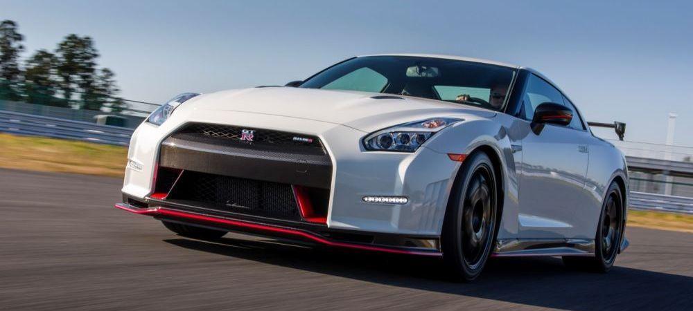 """Exclusiv in Romania! Primul test cu Nissan GT-R Nismo, """"DRAGONUL"""" cu 600 de cai care scuipa flacari pe teava de esapament"""