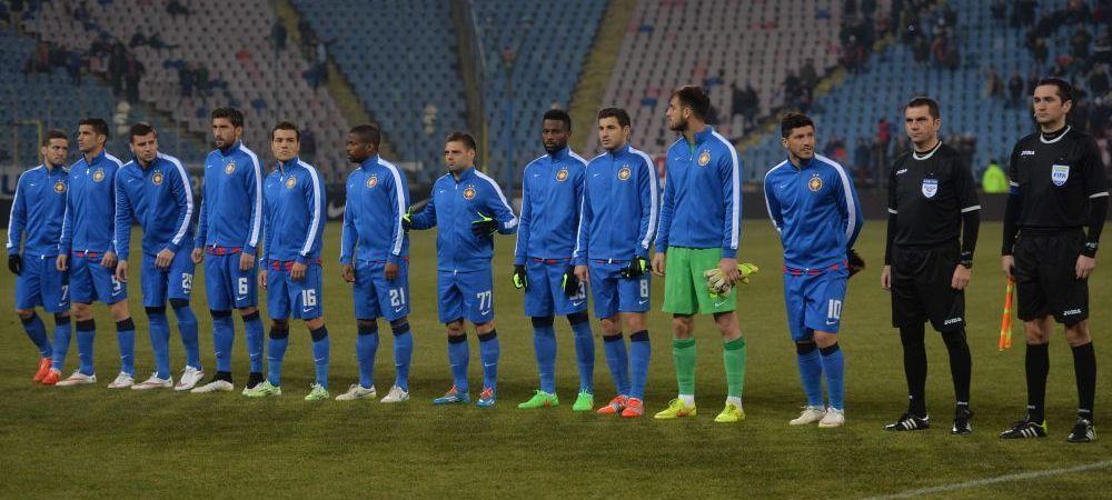 Lideri in Romania, calificati in doua finale, dar nu pot sa treaca peste asta. Cea mai mare durere pentru Steaua in 2015