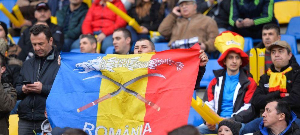 MOMENT ISTORIC! Cu un singur turneu final in 15 ani, nationala Romaniei e peste Italia si Anglia in noul clasament FIFA