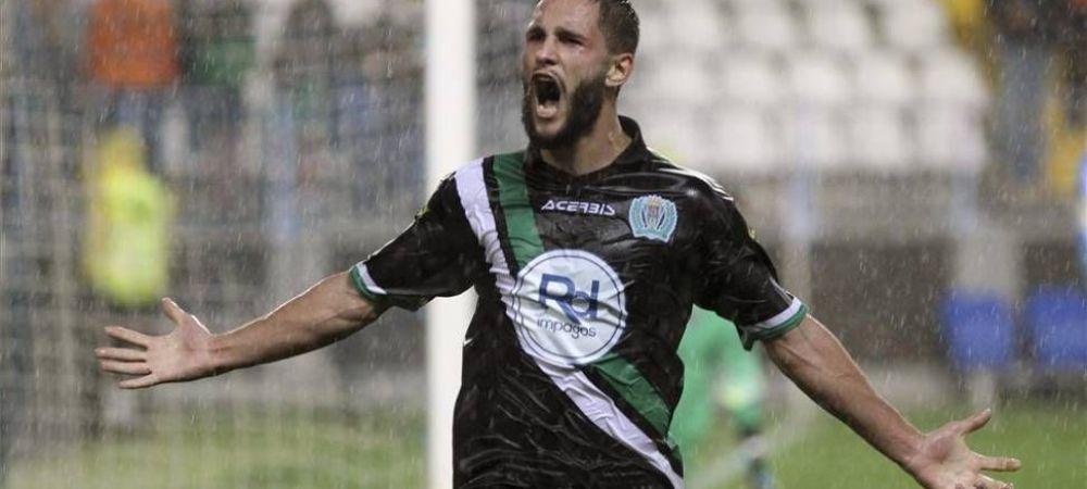 Seara NEBUNA pentru Florin Andone in Primera! A dat GOL si autogol in Deportivo - Cordoba! VIDEO