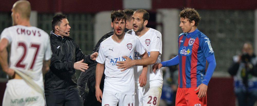 "Moraru, nervos dupa meci: ""Nu merita sa investesti in fotbalul romanesc! Balaj sa se duca la spital, sa-l vada pe Oriol cum e!"""