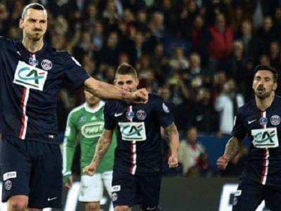 VIDEO: Si-a batut joc de portar :) Ibrahimovici a inscris ca in curtea scolii si a devenit al doilea marcator din istoria lui PSG