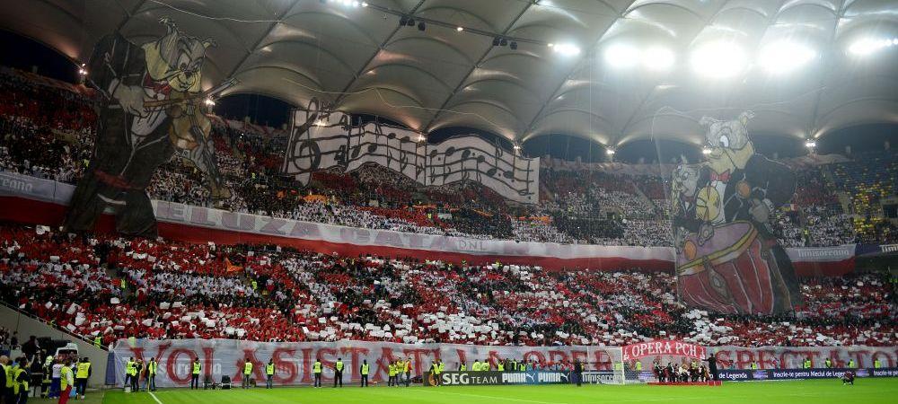 Suporterii lui Dinamo, campanie unica pe stadion! Copos ar putea lua loc si el in PCH :) Ce se intampla la derby-ul cu Rapid