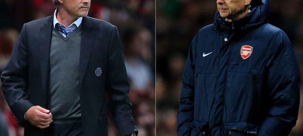 """Rivali in campionat, Mourinho si Wenger s-au aliat pentru un scop comun: """"Balonul de Aur face rau fotbalului"""". Ce spune antrenorul lui Chelsea"""