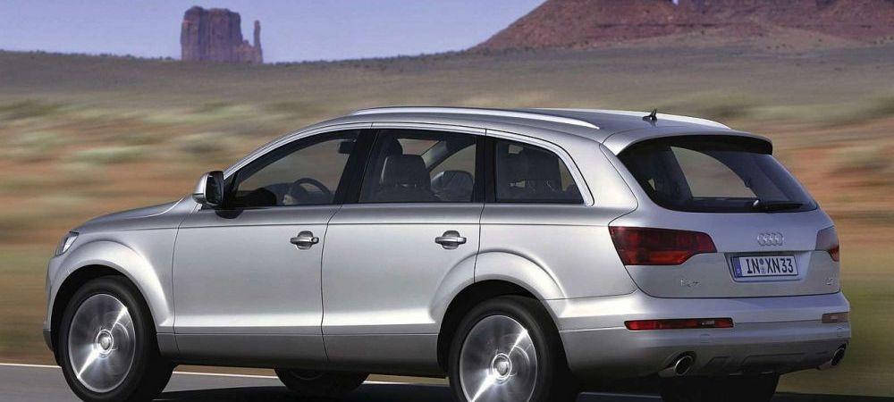 Vrei Audi Q7? Acum poti sa cumperi unul la pret de Dacia! Tot ce trebuie sa stii despre celebrul SUV nemtesc second-hand
