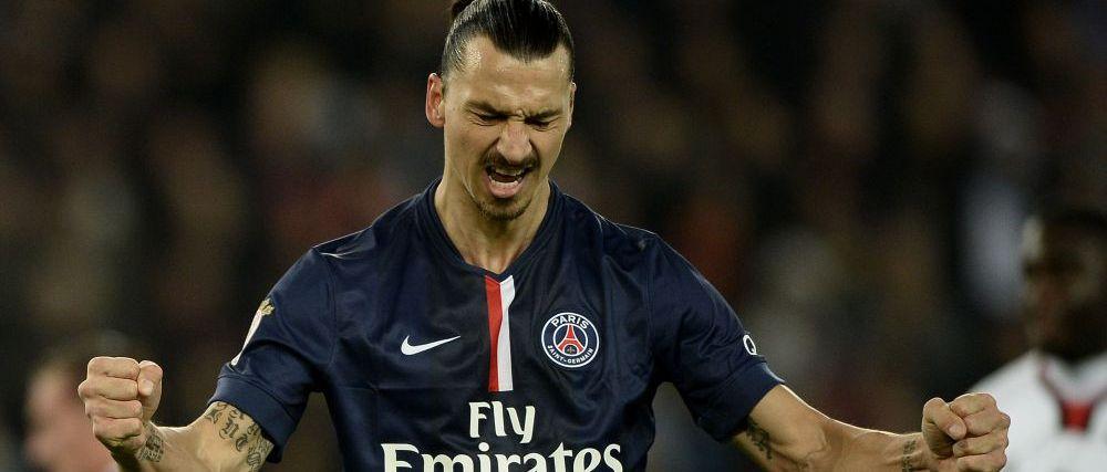 """Inca o reactie nebuna a lui Zlatan in fata jurnalistilor: """"Bine ca ai tu despre ce sa vorbesti acum!"""" De ce a reactionat asa"""
