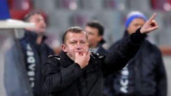 """""""Eu am respectat si respect toti arbitrii, dar am o limita a rabdarii"""" Dorinel Munteanu a facut scandal dupa meciul cu Pandurii"""