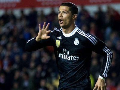 Ronaldo a scapat peste noapte de suspendare! Cartonasul primit etapa trecuta nu se mai pune! Decizia luata de Liga: