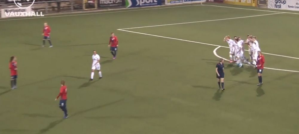 Probabil cel mai scurt meci din istoria fotbalului! S-au jucat doar 18 secunde si s-a fluierat finalul! VIDEO