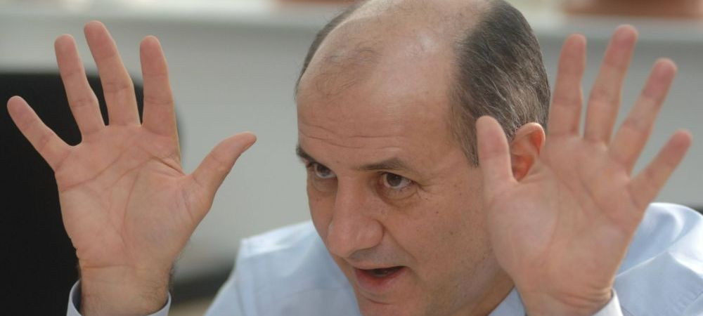 """Copos: """"DOAR 2% plagiat"""" Reactia OFICIALA a fostului sef al Rapidului, dupa ce a fost acuzat de plagiat! Urmeaza o ancheta"""