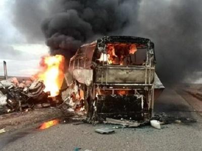 Tragedie in Maroc: 31 de tineri atleti, decedati in urma unui accident rutier! Sportivii se intoarceau de la o competitie