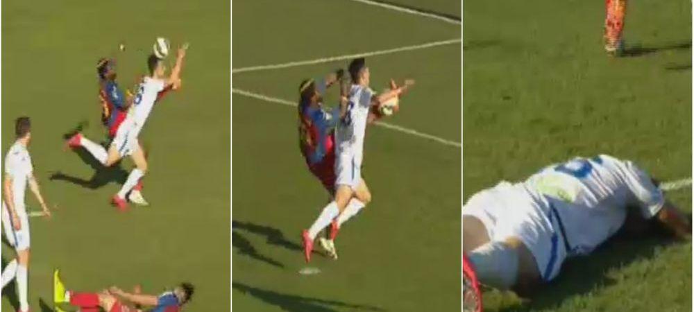 ASA s-a apropiat la un punct de Steaua, dar oltenii au facut scandal! CSU a cerut un penalty in minutul 95, Hategan nu a dat nimic: FOTO