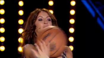 Editie speciala Romanii au Talent, duminica, la ProTV! Mihaela Radulescu a jucat baschet! VIDEO